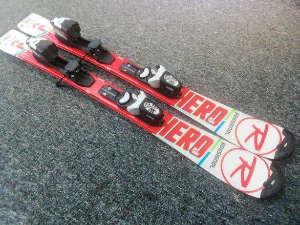 Nowe narty rossignol Hero 100cm