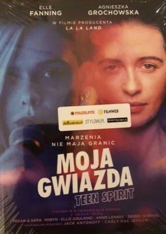 Film DVD Moja Gwiazda Teen Spirit Fanning Grochowska Goulding