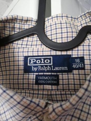 Koszula Polo Ralph Lauren w kratkę rozm. 40/41