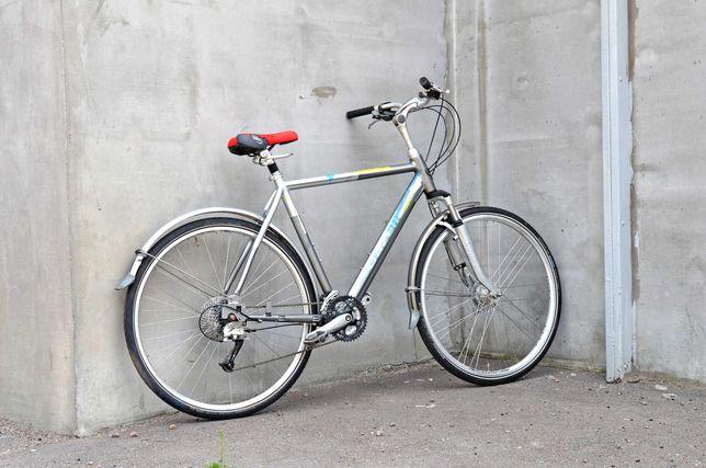 Гибридный велосипед Gazelle Medeo с уникальными элементами