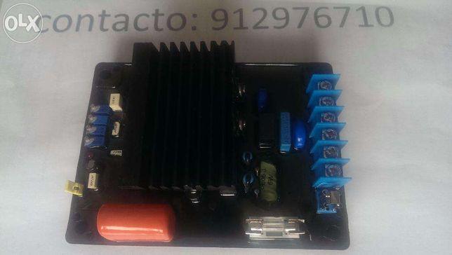 Regulador de Tensão AVR para grupo eletrogéneo