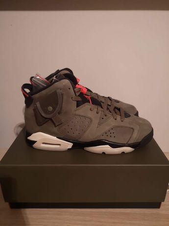 Nike Jordan 6 x Travis Scott 40 eu