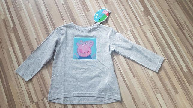 Bluzeczka świnka peppa r.92