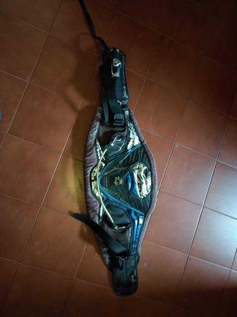 Arnés de cintura para kite Mystic Warrior XL