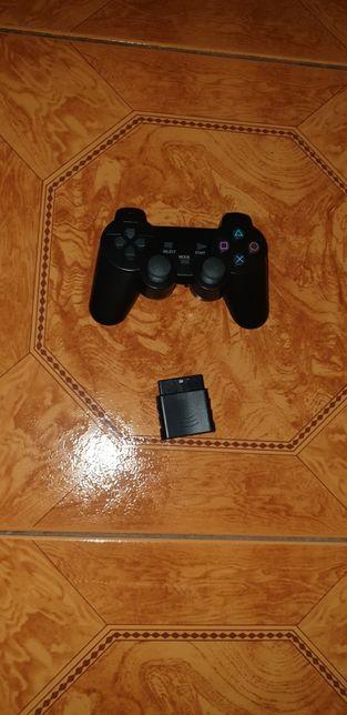 comando sem fios para consola playstation 2 / ps2 (novo)