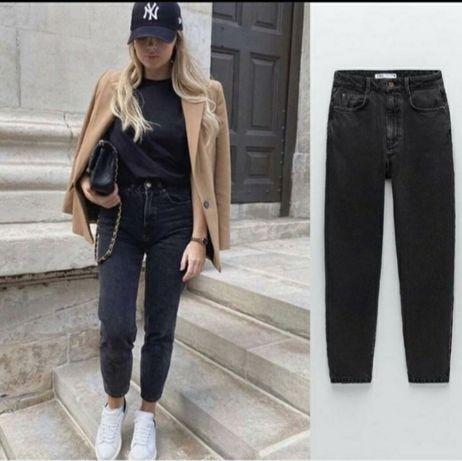 Продам нові джинси Zara mom fit. 36 розмір