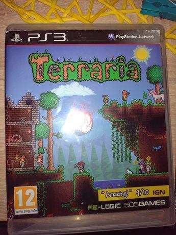 Sprzedam grę Terraria ps 3