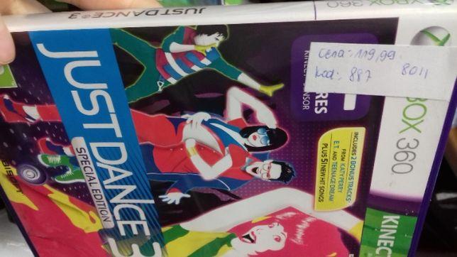 JUST DANCE 3 Xbox 360, sklep Tychy