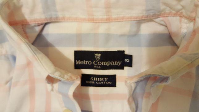 Camisa menino Metro kids - Lanidor kids