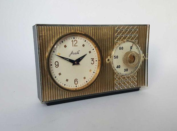 Часы Агат с таймером