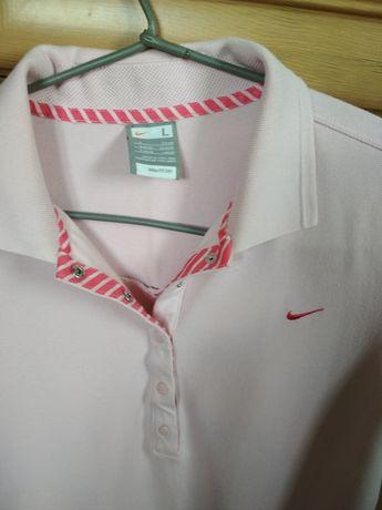 Koszulka damska polo Nike Fit Dry L