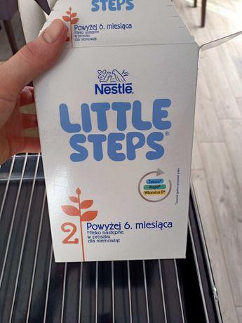 Mleko Nestle Little Step 2