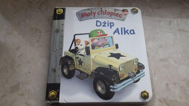 Zestaw puzzli + książka Janod