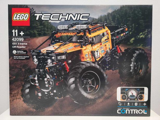 NOWE LEGO Technic 42099 - Zdalnie sterowany pojazd terenowy