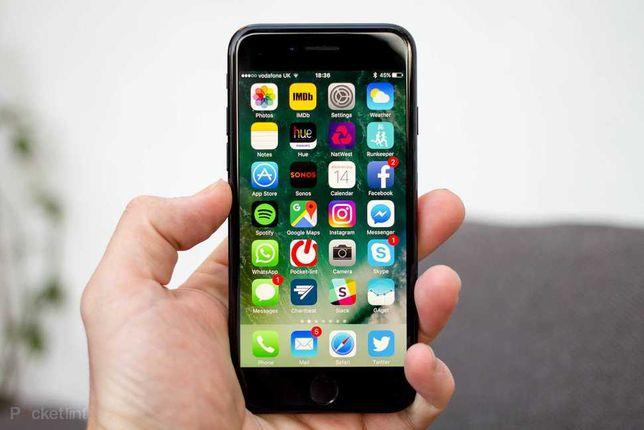 Vende-se iPhone 7 com GARANTIA e em perfeitas condições OFERTA 3 capas