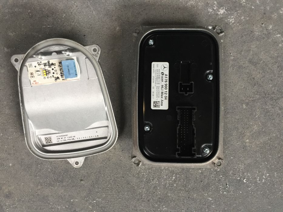 Balastro Mercedes - A176900.1204 ou A176906.6600. Fragosela - imagem 1