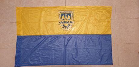 Arka Gdynia flaga