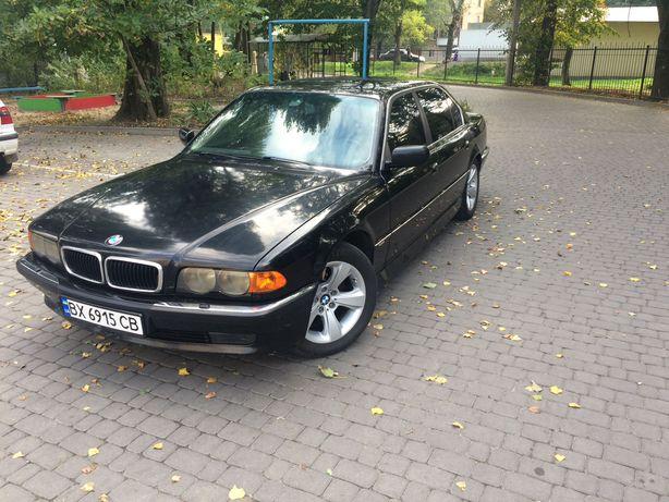 BMW 740 IL 2001 4,4 M62B44TU