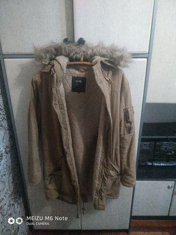 Зимняя куртка на подростка, мужчину