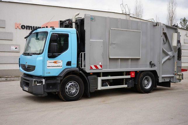 Renault Premium śmieciarka SEMAT 16m3 EURO 5 w całości na części