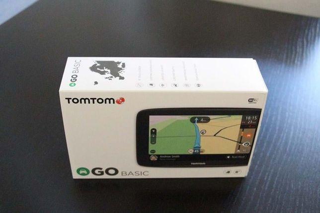 GPS TOMTOM Go Basic (Europa - Bluetooth Mãos Livres - 6''