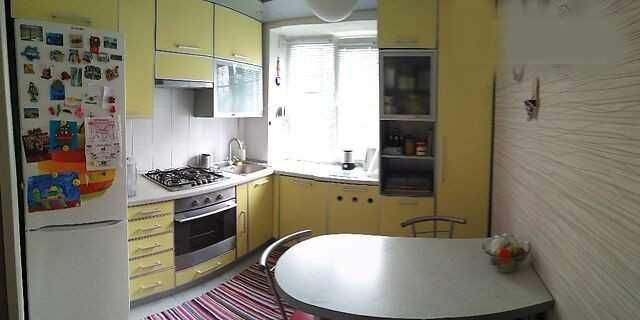 Продаж 3к. квартири в цегляному будинку