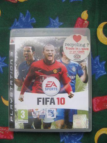 Gra FIFA 10 Ps 3