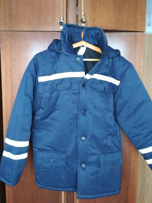 костюм зимний рабочий мужской брюки штаны ватные фуфайка Верхнеднепровск - изображение 1