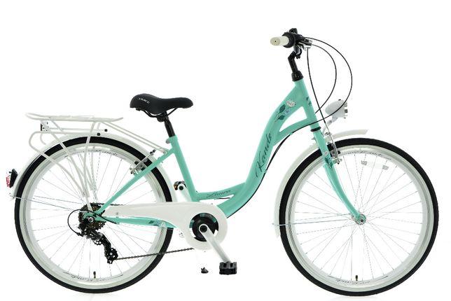 Rower miejski junior KANDS LAURA '26 rama 15 nowość 2020 HIT !