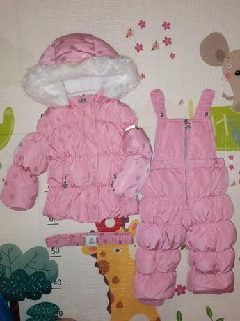 Зимний комбинезон Chicco (куртка+полукомбинезон)
