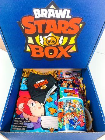 Brawl Stars Бравл Старс Бокс Подарок мальчику Игрушка