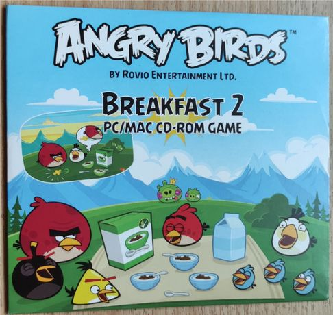 Angry Birds Breakfast 2 - gra na PC (NOWA)