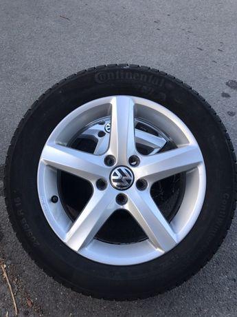 Легкосплавні диски Volkswagen Passat оригінал