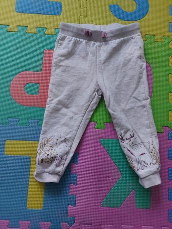 Spodnie dresowe .