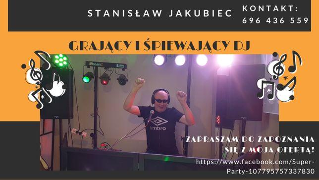 DJ Stanley Zagra na twojej imprezie.