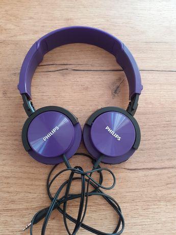 Sprzedam słuchawki Philips nauszne.