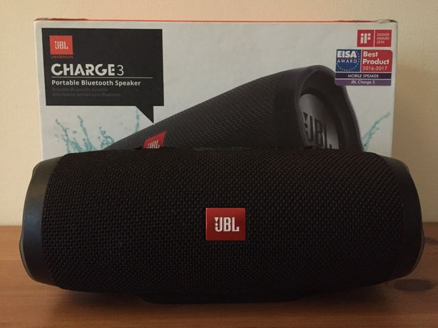 JBL Charge 3 głośnik bluetooth