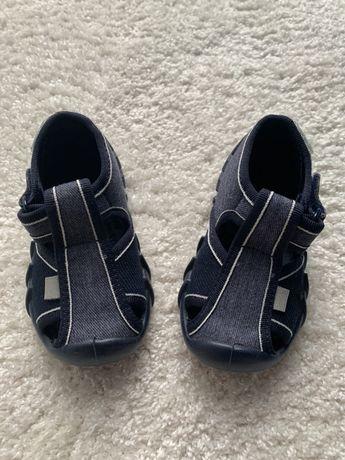 Sprzedam NOWE buciki/kapciuszki BEFADO rozmiar 19