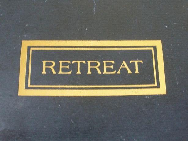 духи RETREAT ретро в колекцию