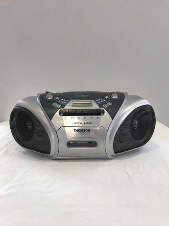 Radio CD+K7 Sony Thomson TM 9148