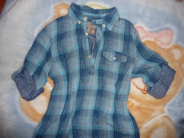 H & M SUPER koszula dla chłopca 5-6 lat