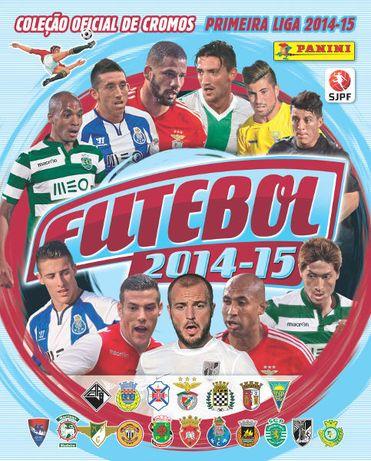 Cromos Futebol 2014/2015 Panini