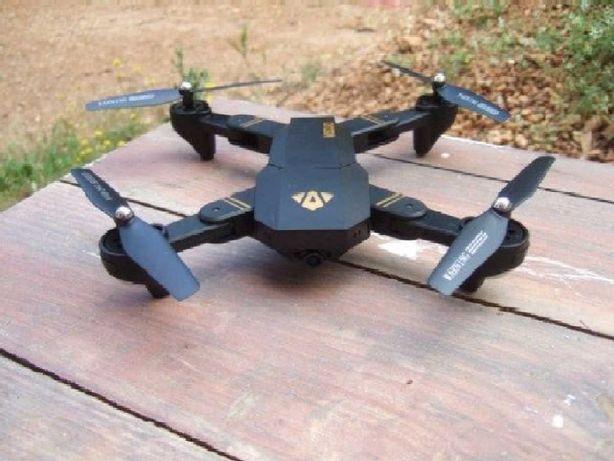 D5hw Дрон - вертолет Phantom квадрокоптер с HD WIFI камерой