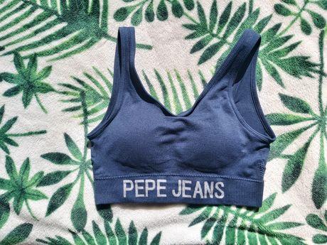 Stanik sportowy Pepe Jeans