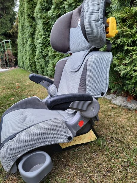 FOTELIK samochodowy dla dziecka 15-36 kg