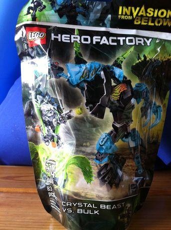 Lego Hero Factory 44026 Кристальный Монстр