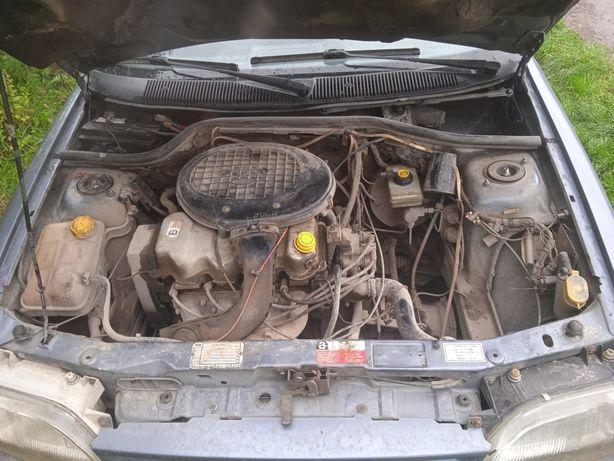 Продам Мотор,Двигатель  з форда ескорт 1.4 Бензин