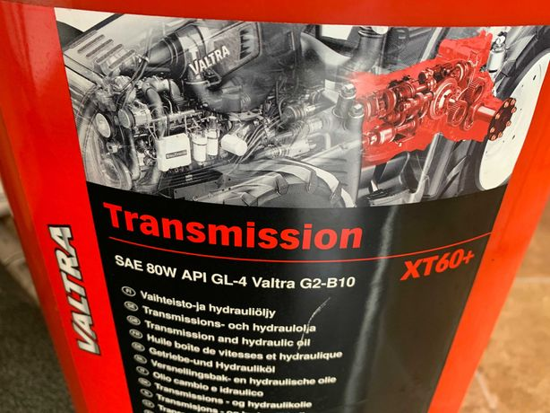 Olej hydrauliczno przekładniowy Valtra 80W API GL-4 VALTRA G2 B10
