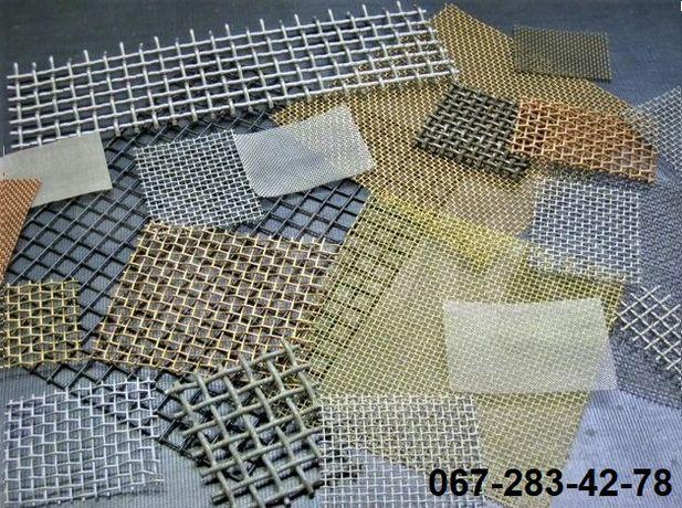 4. Сетка для армирования Сетка тканая нержавеющая Забор 3D
