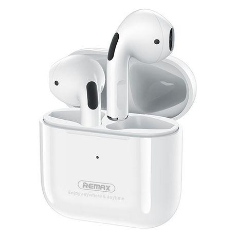Remax In-Ear True Wireless Stereo Music Earbuds Branco (Tws-10)